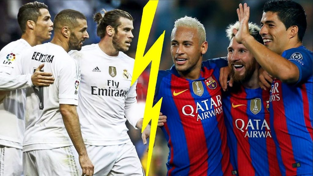 Trio BBC vs MSN